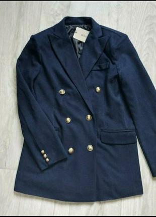 Шерстяной пиджак, классика