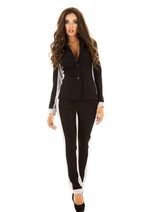 Модный костюм: штаны  пиджак