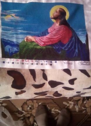 ісус на оливковій горі