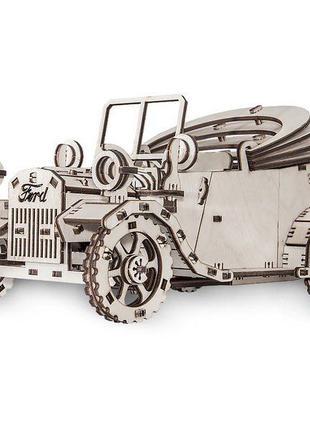 Конструктор. Сборная модель автомобиль Ford T.