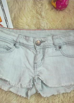 Шорти / шорты джинсовые