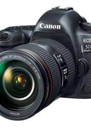 Цифровой фотоаппарат Canon EOS 5D MKIV 24-105 L IS II USM Kit ...