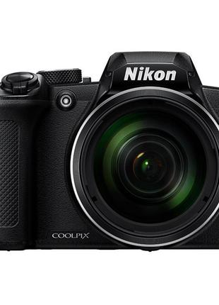 Цифровой фотоаппарат Nikon Coolpix B600 Black (VQA090EA)