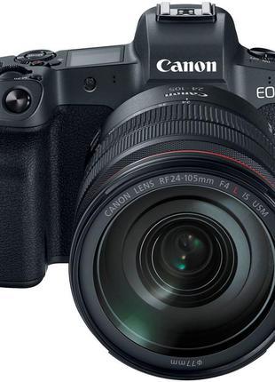 Цифровой фотоаппарат Canon EOS R + RF 24-105 f/4.0-7.1 IS STM ...