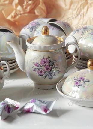 Чайный сервиз на 12 персон 30 предметов