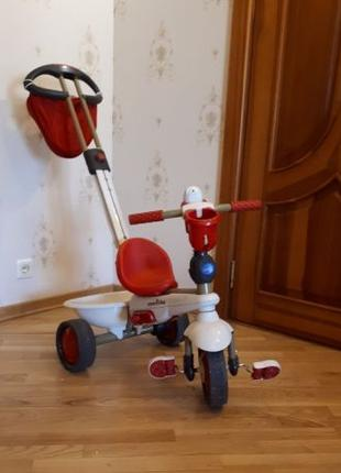 Детский трехколесный велосипед Smart Trike DREAM 4 в 1