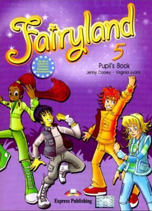 Учебник/рабочая тетрадь Fairyland