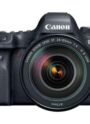 Цифровой фотоаппарат Canon EOS 6D MKII 24-105 IS STM kit (1897...