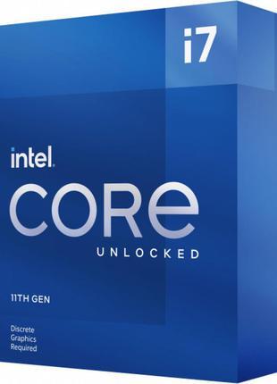 Процессор INTEL Core™ i7 11700KF (BX8070811700KF)