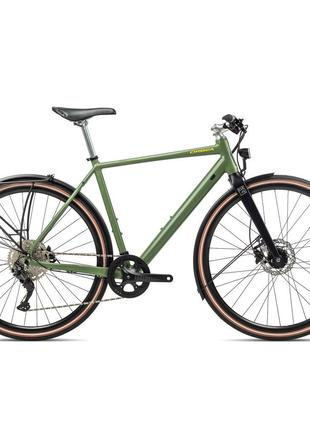 "Велосипед Orbea Carpe 28"" 10 2021 L Green/Black (L40356SA)"