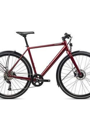 "Велосипед Orbea Carpe 28"" 15 2021 XS Dark Red (L40243SB)"