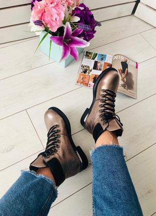 Lux обувь! качественные удобные зимние натуральные высокие бот...