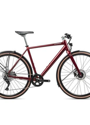 "Велосипед Orbea Carpe 28"" 10 2021 S Dark Red (L40348SB)"