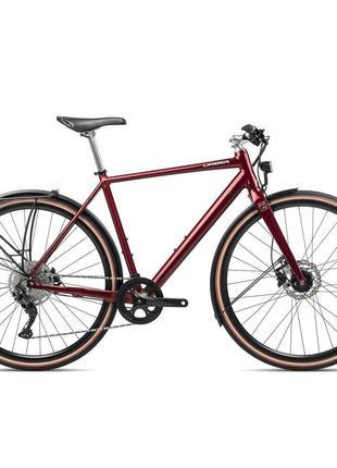 "Велосипед Orbea Carpe 28"" 10 2021 L Dark Red (L40356SB)"
