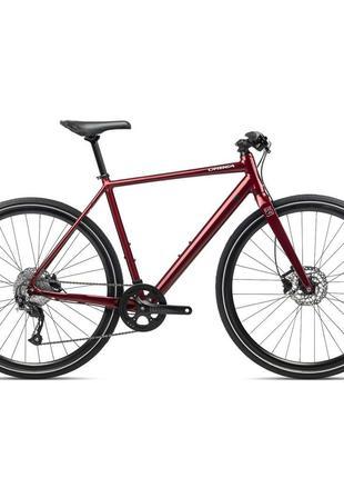 """Велосипед Orbea Carpe 28"""" 20 2021 XL Dark Red (L40158SB)"""