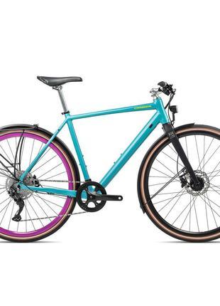 """Велосипед Orbea Carpe 28"""" 10 2021 XL Blue/Black (L40358SC)"""
