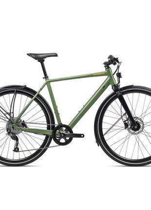 "Велосипед Orbea Carpe 28"" 15 2021 XL Green/Black (L40258SA)"