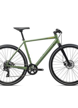 "Велосипед Orbea Carpe 28"" 40 2021 M Green/Black (L40053SA)"