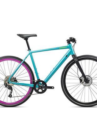 """Велосипед Orbea Carpe 28"""" 20 2021 XL Blue/Black (L40158SC)"""