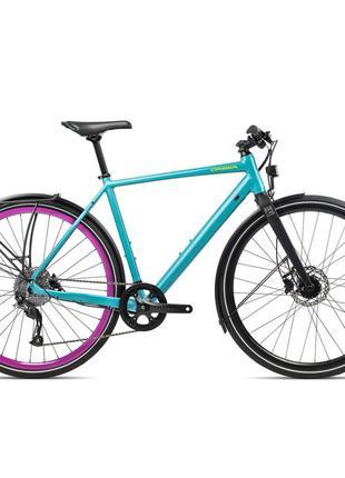 """Велосипед Orbea Carpe 28"""" 15 2021 S Blue/Black (L40248SC)"""