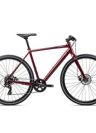 "Велосипед Orbea Carpe 28"" 40 2021 L Dark Red (L40056SB)"