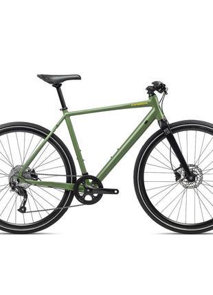 "Велосипед Orbea Carpe 28"" 20 2021 XL Green/Black (L40158SA)"