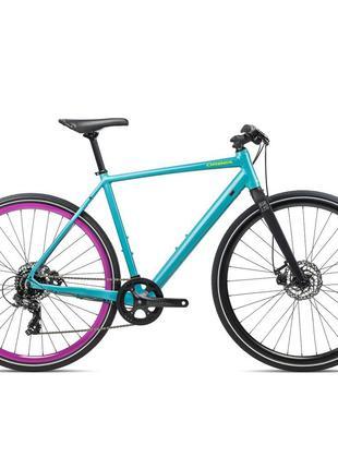 """Велосипед Orbea Carpe 28"""" 40 2021 S Blue/Black (L40048SC)"""