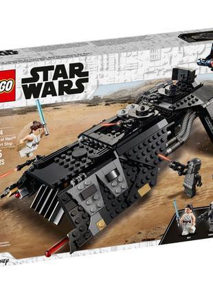 Конструктор LEGO Транспортный корабль Рыцарей Рена 595 деталей...