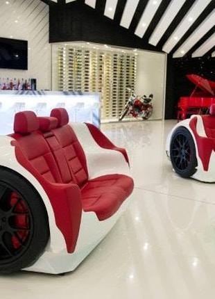 Рабочий стол Lamborghini Murcielago авто мебель