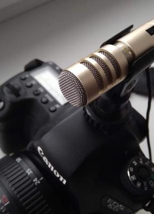 JTS TT-50 микрофон для DSLR фотокамер Для конференций + подставка