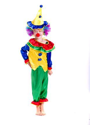 "Детский маскарадный костюм ""Клоун"""
