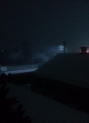 Уборка снега на частном участке !