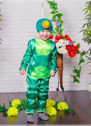 """Карнавальный костюм """"Кузнечик"""" для мальчика"""