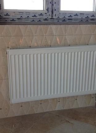 Установка радиаторов отопления в Херсоне. Отопление под ключ
