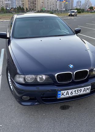 BMW 535i V8 M62 - на механике