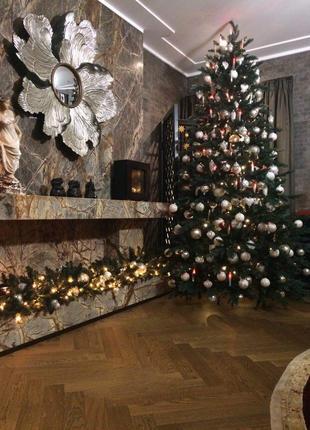 Новогоднее оформление квартиры,офиса,дома