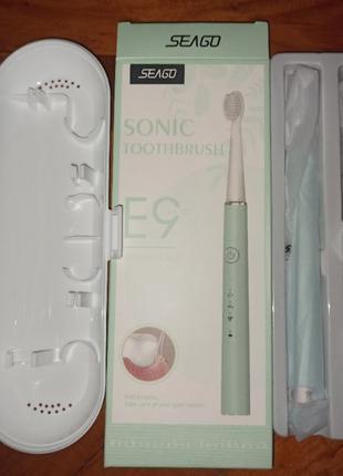 Ультразвуковая электрическая зубная щетка SEAGO