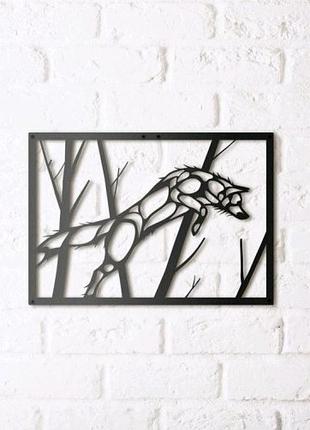 Панно на стену из металла