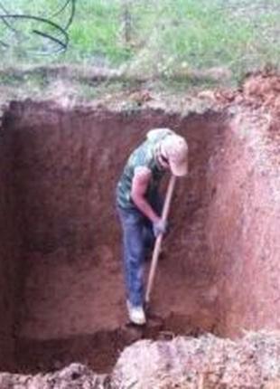 Копаем и строим выгребные ямы,подвалы, фундаменты, бассейны,