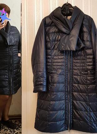 👉синее пальто 👍