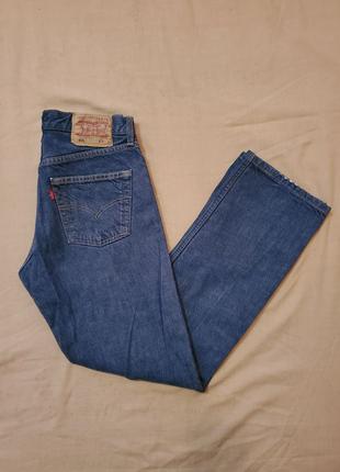 Levis 501 W30 L30 джинси (levi strauss джинсы)