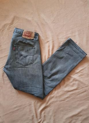 Levis 501 W32 L32 джинси (levi strauss джинсы)