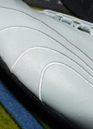 Кроссовки Puma Ferrari кожа