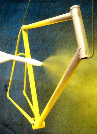 Порошковая полимерная покраска