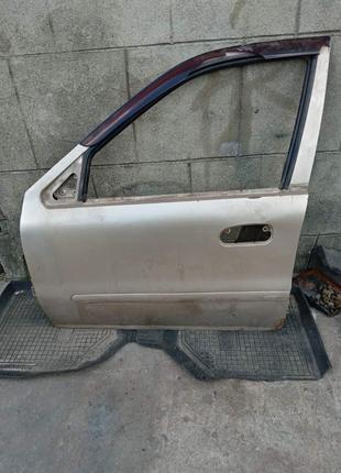 Дверь передняя левая джили ск geely ck 6101030180001 оригинал бу