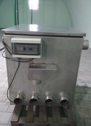 Барабанный механический фильтр 90м3
