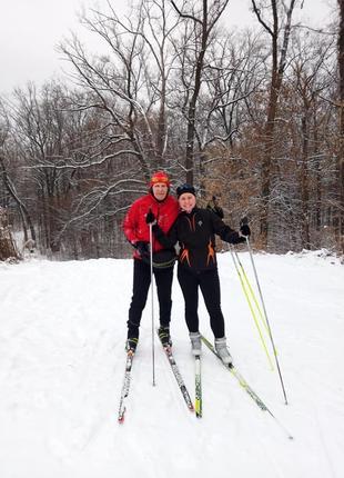 Лыжные тренировки на беговых лыжах