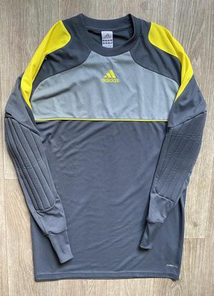 Adidas кофта для воротника оригинал футбольная вратарская