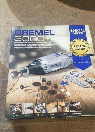 Многофункциональный инструмент Dremel 3000-1/25 (F0133000UG)