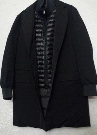 Новое пуховое пальто парка от moncler